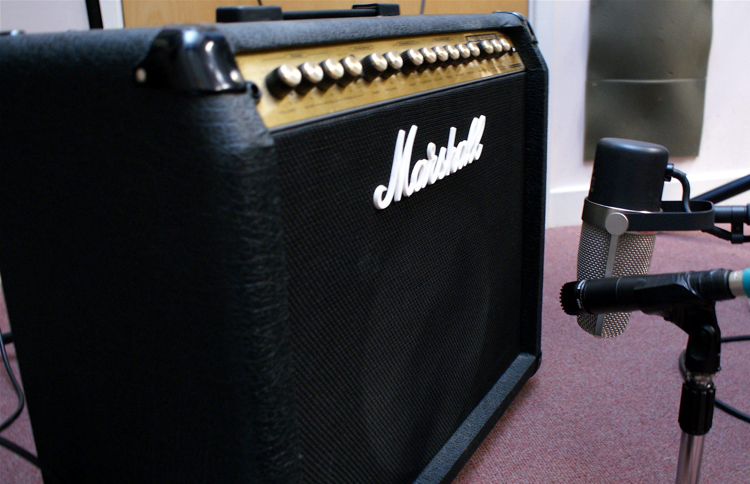 Rock & commercial recording portfolio