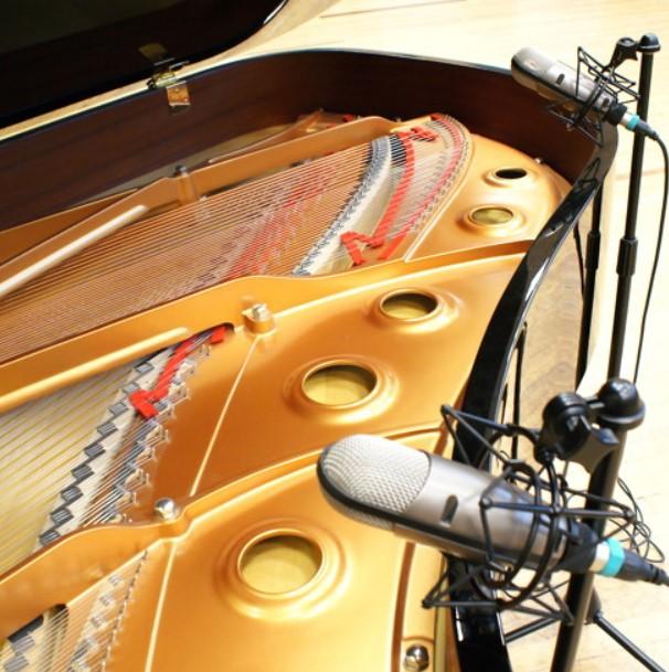 Classical & jazz recording portfolio
